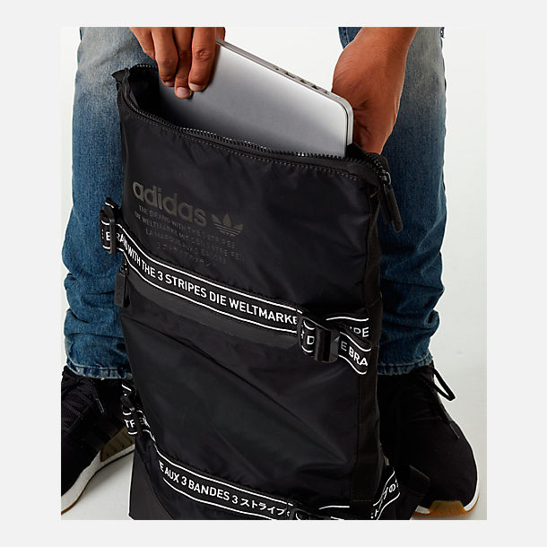 Alternate view of adidas Originals NMD Backpack in Black/Black