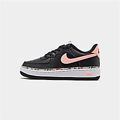 Girls' Little Kids' Nike Force 1 Vintage Floral Casual Shoes