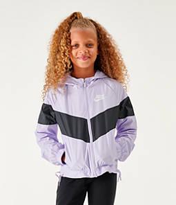 Girls' Nike Sportswear Windrunner Jacket