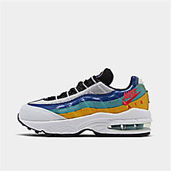 Little Kids' Nike Air Max 95 Game Casual Shoes