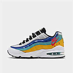 Boys' Big Kids' Nike Air Max 95 SE Casual Shoes