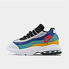 Kids' Toddler Nike Air Max 95 Game Casual Shoes