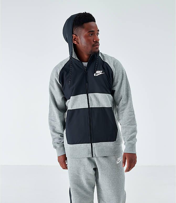 Nike Top Dk Grey Futura Icon HeatherWhite Tank ED29YWHI