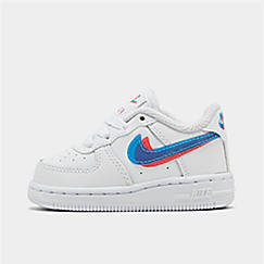 Boys' Toddler Nike Air Force 1 LV8 Casual Shoes