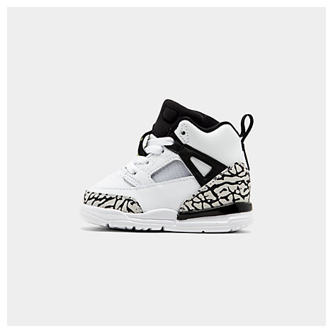 official photos f1938 91eb7 Jordan Boys' Toddler Jordan Spizike Basketball Shoes, White - Size 6.0