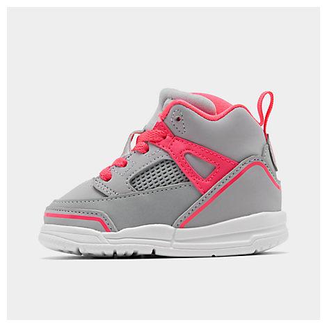 brand new d94e6 4caca Jordan Girls' Toddler Jordan Spizike Basketball Shoes, Grey - Size 8.0