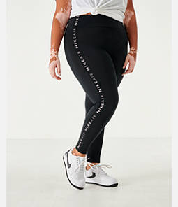 Women's Nike Sportswear Air Tape Leggings - Plus Size