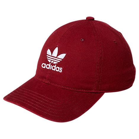 Adidas Originals Originals Precurved Washed Strapback Hat ecb4150c65d8