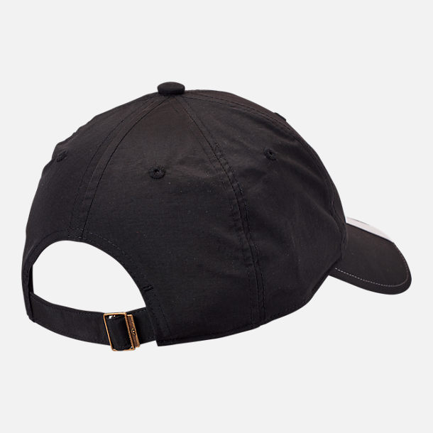 Alternate view of adidas Originals Relaxed Applique Adjustable Back Hat in Black/White