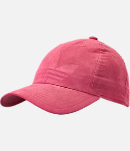 Women's adidas Originals Debossed Relaxed Strapback Hat