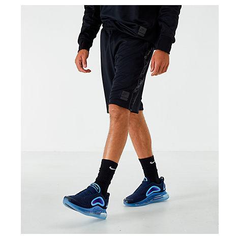 Nike Men's Sportswear Air Max Athletic Shorts In Black