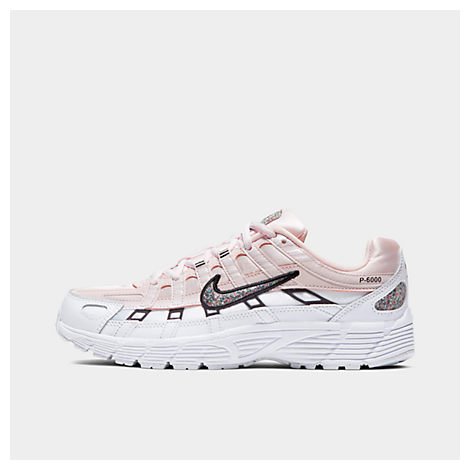 Nike Shoes NIKE WOMEN'S P-6000 SE CASUAL SHOES IN PINK SIZE 11.0 LEATHER