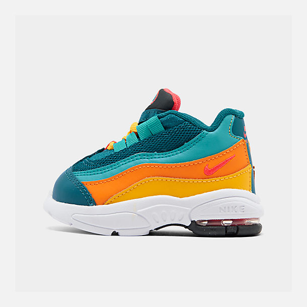 new style 6ca68 5f25e Boys' Toddler Nike Air Max 95 Casual Shoes