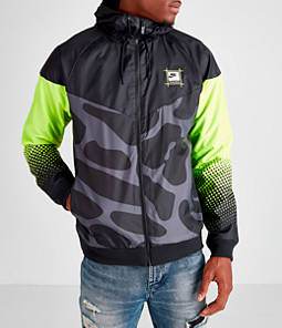 Men's Nike Sportswear Gel Retro Future Windrunner Jacket