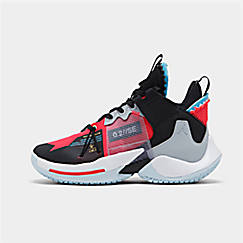 Boys' Big Kids' Air Jordan Why Not Zer0.2 SE Basketball Shoes