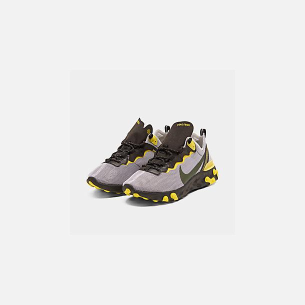 newest e5cd3 679c1 Men's Nike React Element 55 Casual Shoes