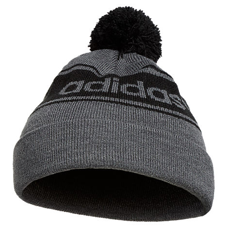 Adidas Originals ORIGINALS POM BEANIE HAT, WOMEN'S, BLACK