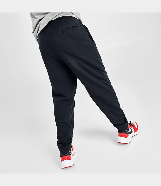 Men's Jordan Mashup Jumpman Classics Big Logo Fleece Jogger Pants