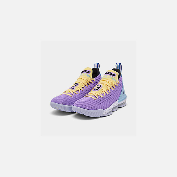 half off 72c8c 18dbd Men's Nike LeBron 16 Basketball Shoes