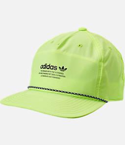 adidas Originals Relaxed Decon Rope Strapback Hat