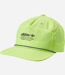 adidas Originals Relaxed Decon Rope Strapback Hat