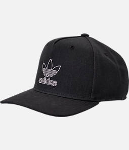 Men's adidas Originals Dart Precurved Snapback Hat
