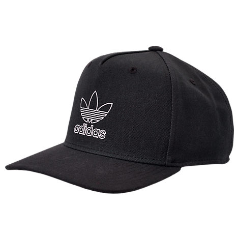 Adidas Originals Men S Originals Dart Precurved Snapback Hat 387d273a9