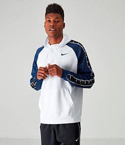 Men's Nike Sportswear Swoosh Half-Zip Hoodie