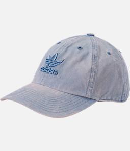 Men's adidas Originals Relaxed Overdye Strapback Hat