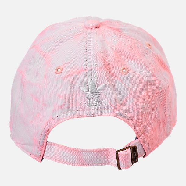 e77af1b6a adidas Originals Relaxed Tie-Dye Strapback Hat