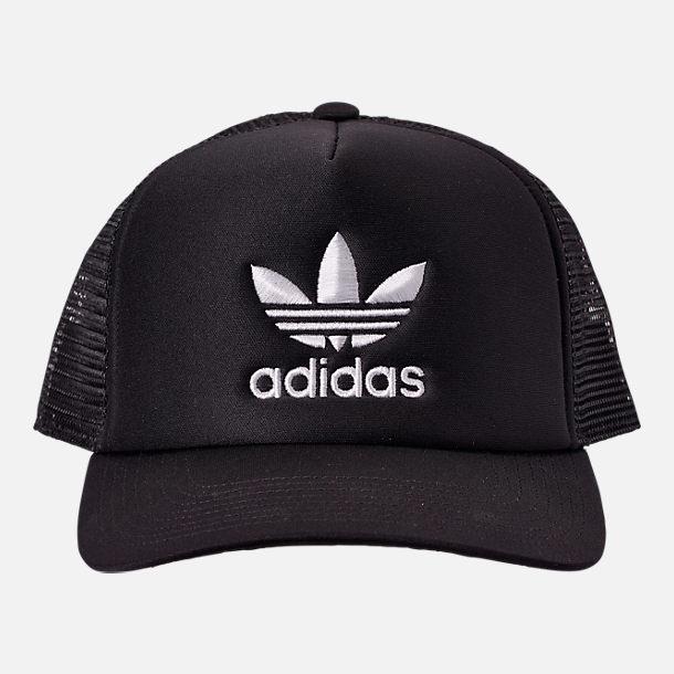 b4ef39b0 Alternate view of adidas Originals Foam Trucker Snapback Hat in Black/White