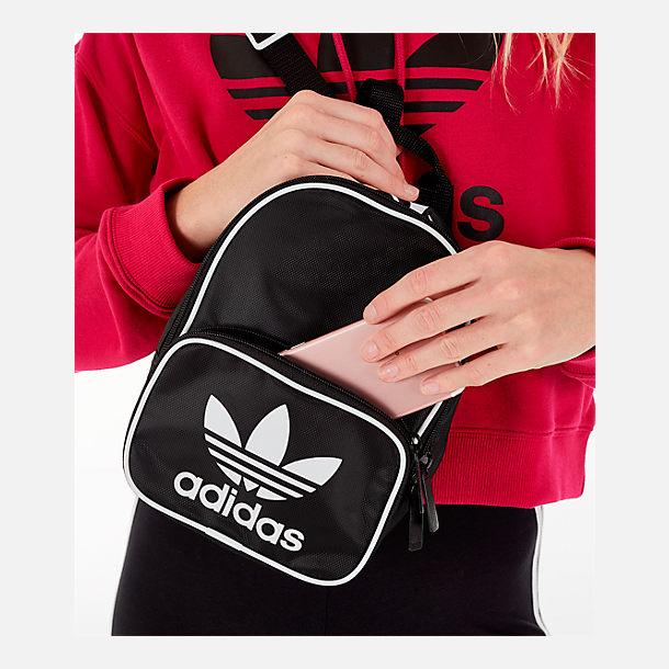 best service cf8df 172a6 Alternate view of Women s adidas Originals Santiago Mini Backpack