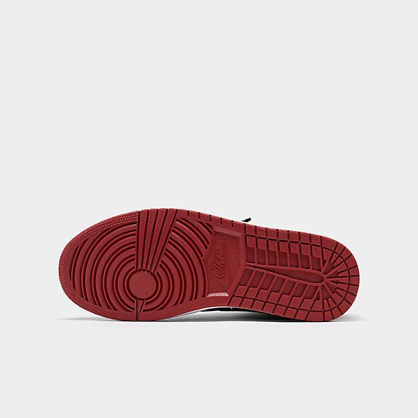 Women's Air Jordan Retro 1 High Premium Utility Casual Shoes