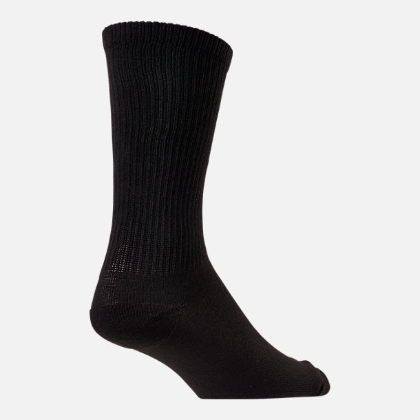Alternate view of Men's adidas Originals Repeat Crew Socks in Black/White