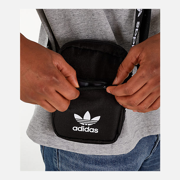 Alternate view of adidas Originals Shoulder Bag in Black/White