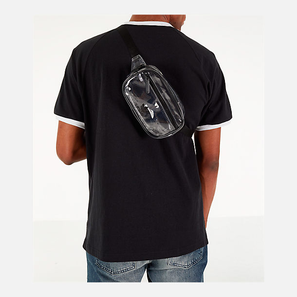 Alternate view of adidas Originals Clear Waist Pack in Black/Clear
