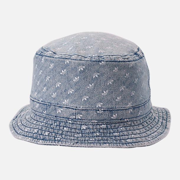 fda886ca Alternate view of adidas Originals Denim Allover Print Bucket Hat in Denim