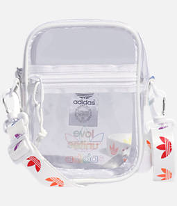 adidas Originals Pride Clear Festival Crossbody Bag