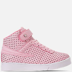Girls' Preschool Fila Vulc 13 MP Stars Hook-and-Loop Casual Shoes