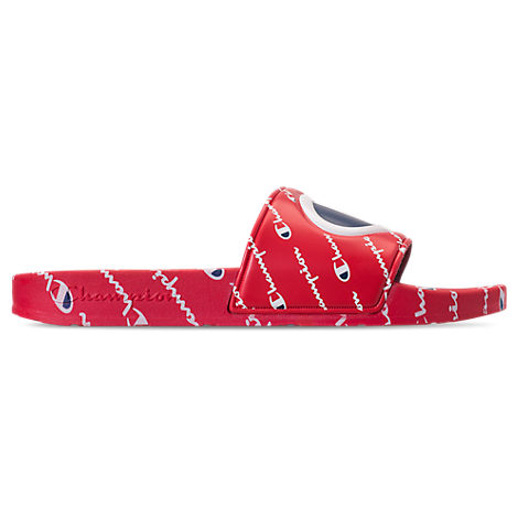 15b5103d3 Champion Men S Ipo Repeat Slide Sandals