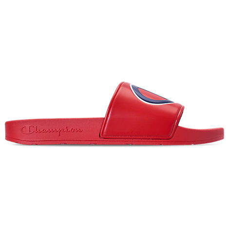 1c890046948e76 Champion Ipo Sports Slide Sandal In Red