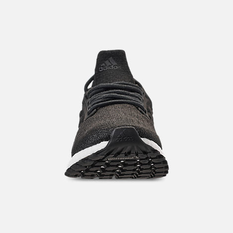 ... Front view of Mens adidas UltraBOOST ATR Mid Running Shoes in  CarbonCore Black hot sale c51b4 ... 90570901e7