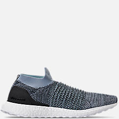 Men's adidas UltraBOOST Laceless x Parley Running Shoes
