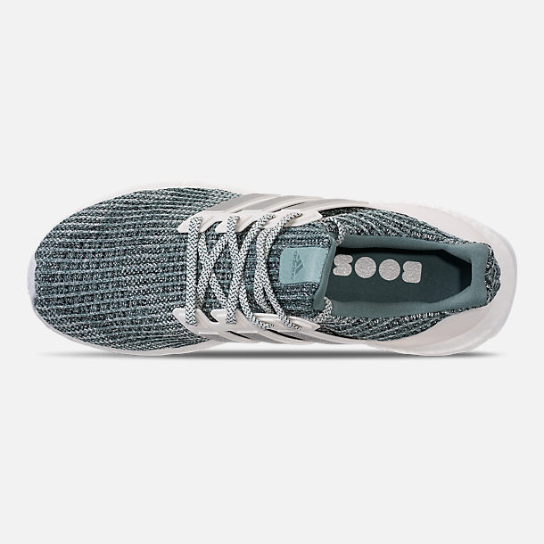 Top view of Men's adidas UltraBOOST x Parley Running Shoes