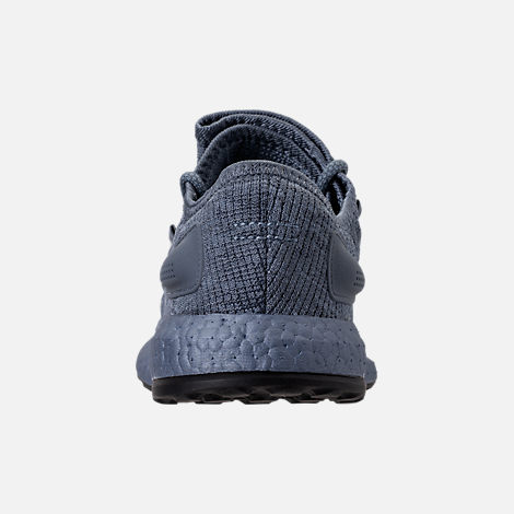 69d8413d09040 ... where to buy back view of mens adidas pureboost cb running shoes in raw  steel light