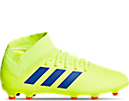 Solar Yellow/Football Blue/Active Red