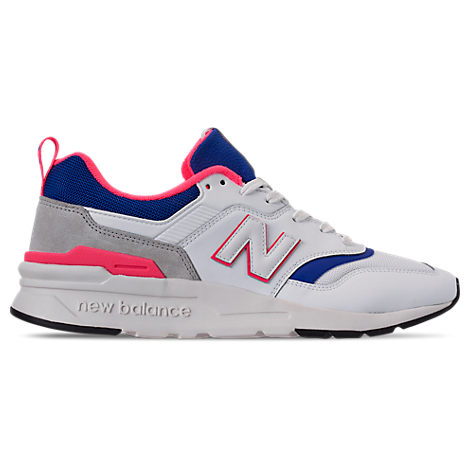 New Balance Shoes MEN'S 997H CASUAL SHOES, WHITE