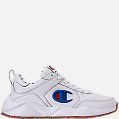 Men's Champion 93Eighteen Leather Embroidery Casual Shoes