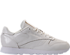Women's Reebok Classic Leather Patent Casual Shoes