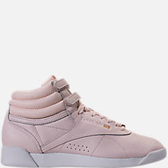 Women's Reebok Freestyle Hi Muted Casual Shoes